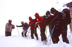 La montagna per tutti, famiglia e alpinista